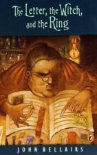 The Letter, the Witch, and the Ring (Lewis Barnavelt) by John Bellairs, Good Boo