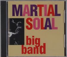 Martial Solal: Big Band Sealed Via Jazz Cd New