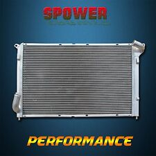 Aluminum Radiator For BMW MINI COOPER S L4 1.6L R50 R52 R53 Turbo MT 2001-2006