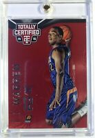2014-15 Panini Totally Certified Platinum Red T.J Warren Rookie RC #153, #'d/279