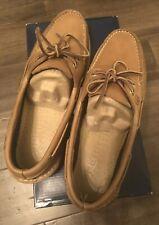 Sperry Original Authentic 0197632 Boat Shoes, Men's Size 11 M, Tan