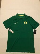 Nike Dri-Fit Oregon Ducks Polo Shirt Green Men's Size Large NWT  2017 70.00