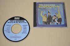 The 4 Seasons-Working My way back to you/Rhino Records 1990/RAR