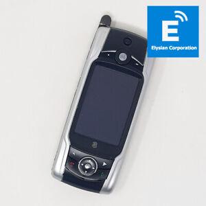 Motorola A925 (MUT44411B12) - Rare Mobile - Silver - Untested - Fast P&P