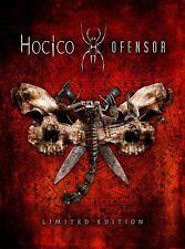 Hocico ofensor - 3cd-DELUXE DIGIPAK-Limited 1000-SCATOLA ORIGINALE/FACTORY SEALED