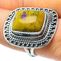 Large Atlantisite 925 Sterling Silver Ring Size 9 Ana Co Jewelry R31472F