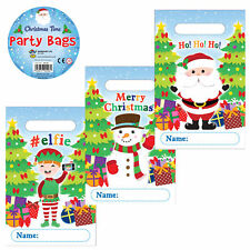 Christmas Party Loot Bag / Pinata / Stocking Fillers - 12 x Loot Bags