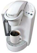 KEURIG K45 ELITE SINGLE CUP BREWING SYSTEM-COCONUT WHITE-BONUSES-NEW/RARE/OOP!!