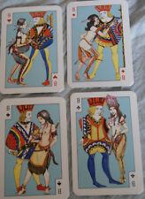 playing cards nude Russian pin up America  Spielkarten kartenspiel 1