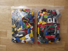 Lego 500g half KG bricks blocks pieces random assorted slopes plates big small