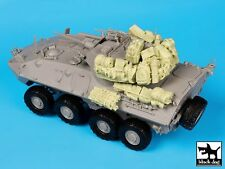 Black Dog 1/35 Australian ASLAV Accessories Set (for Trumpeter kit) T35063