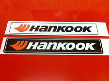 Hankook Tire Tyres Drift Stickers 200mm for fairing Sticker Decal Stickers