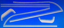SUZUKI GT750 GT750L 1974 PETROL TANK DECAL STRIPE SET