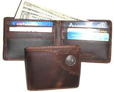 Jack Daniels Distillers Choice Bill Fold Wallet - Brown