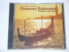 CD RARE / PEPPINO DI CAPRI / LES PLUS BELLES CHANSONS ITALIENNES / NEUF CELLO