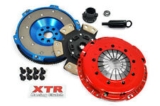 XTR STAGE 3 CLUTCH KIT & ALUMINUM RACE FLYWHEEL 2001-2006 BMW M3 E46 3.2L S54