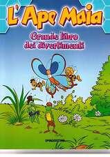 L'Ape Maia. Il grande libro dei divertimenti-De Agostini-Libro Nuovo in Offerta!