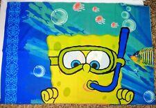 Nickelodeon Pillowcase Spongebob Squarepants & Patrick Star, Scuba Snorkel