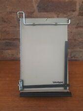 Linotype Copyboard/copyholder