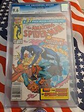 Amazing Spider-Man #275 CGC 9.6 low #  Newsstand Edition