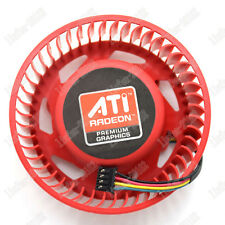 1pc ATI HD 6870 6950 6970 6990 PVB070G12H fan graphics card fan 4Pin interface #