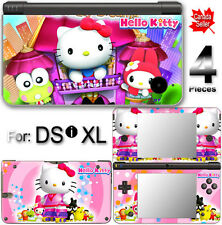 Hello Kitty Cute SKIN COVER STICKER DECAL #3 for DSi XL