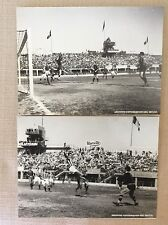 A.S. LIVORNO CALCIO CAMPIONATO 1948/49 2  FOTO PARTITE VS. INTER E JUVENTUS   Z