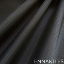 NEW Dark Gray Waterproof Ripstop Nylon Fabric Ultra Thin Kite Hammock Tent Make