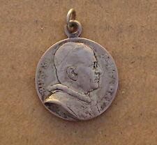 Alter Pilgeranhänger - Paps Pius XI - Heilige Teresia - (AI154)