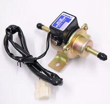 New Universal Low Pressure Gas liquid Electric Fuel Pump 12V 3-5PSI