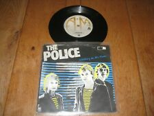 The police .A.Walking on the moon . B..Visions of the night.(6411)