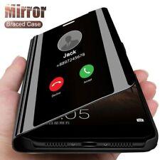 Teléfono Protector Funda Inteligente De Espejo Para Galaxy S20 S9 S8 Edge Note