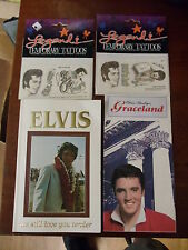 ELVIS CANDID PHOTOS BOOK WE STILL LOVE YOU TENDER BY FAMILY AND FRIENDS 1ST ED
