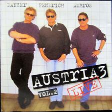 CD / AUSTRIA 3 / AMBROS-DANZER-FENDRICH / VOL 2. / TOP /