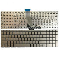 New For HP home 15-bs030nr 15-bs037nr 15-bs038cl 15-bs028cl Keyboard US Silver