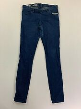 Madewell Women's Blue Slim Fit Jeans Size 29