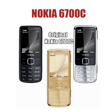 Genuine Nokia 6700C Classic GSM 3G GPS Mobile Phones Cellphone Unlocked 5MP