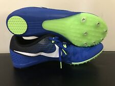Nike Zoom Rival M 8 Men's Track Field Sprint Spikes 806555-413 Size 14 New