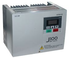 Hitachi, Ltd Inverter J100-022SFE5 *REPAIR EVALUATION ONLY* [PZJ]