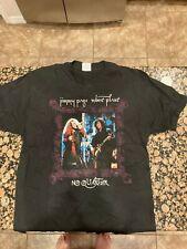 Jimmy Page Robert Plant No quarter concert T-shirt 1995 never worn