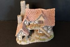 """Vintage Sculptor David Winter Cottages """"The Bothy"""" - The Main Collection 1983"""
