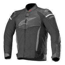 Alpinestars Black-black SP X Motorcycle Leather Jacket