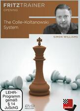 ChessBase: Williams - The Colle-Koltanowski System NEU / OVP !