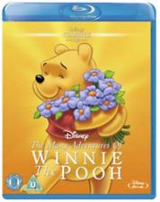 Many Adventures of Winnie The Pooh Blu-ray Region UK IMPORT