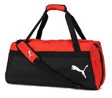 Puma Team Goal 23 Duffel Medium Bags Run Sports Red Casual Bag Sacks 07685901