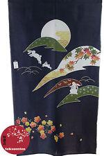 NOREN JAPANESE KYOTO TRADITIONAL PATTERN JAPONAIS JAPANSKE GARDIN MADE IN JAPAN