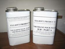 Liquid Urethane Foam, 3 pound Density, 16 lb Kit (1.8 gal)