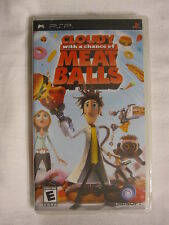 Cloudy with a Chance of Meatballs (PlayStation PSP) New, Sealed~