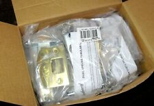 18 Pcs Gainsborough Brass Dual Sprung Tubular Latch Set 60mm Model 460PBS