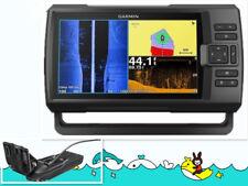 Garmin STRIKER Plus 9sv Chirp GPS Fishfinder GT52HW-TM SideVü Tdx, #010-01875-01